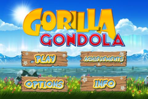 Gorilla Gondola swings onto iOS and Windows Phone tomorrow