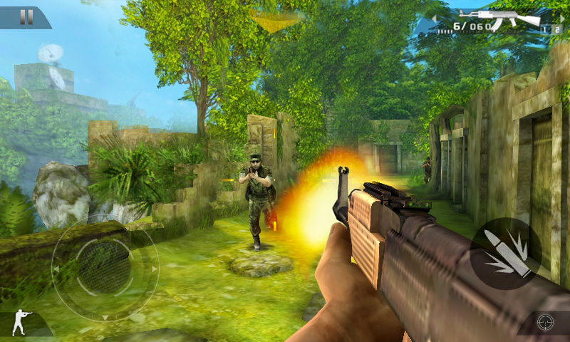 Modern Combat 2: Black Pegasus heading to Android 'early