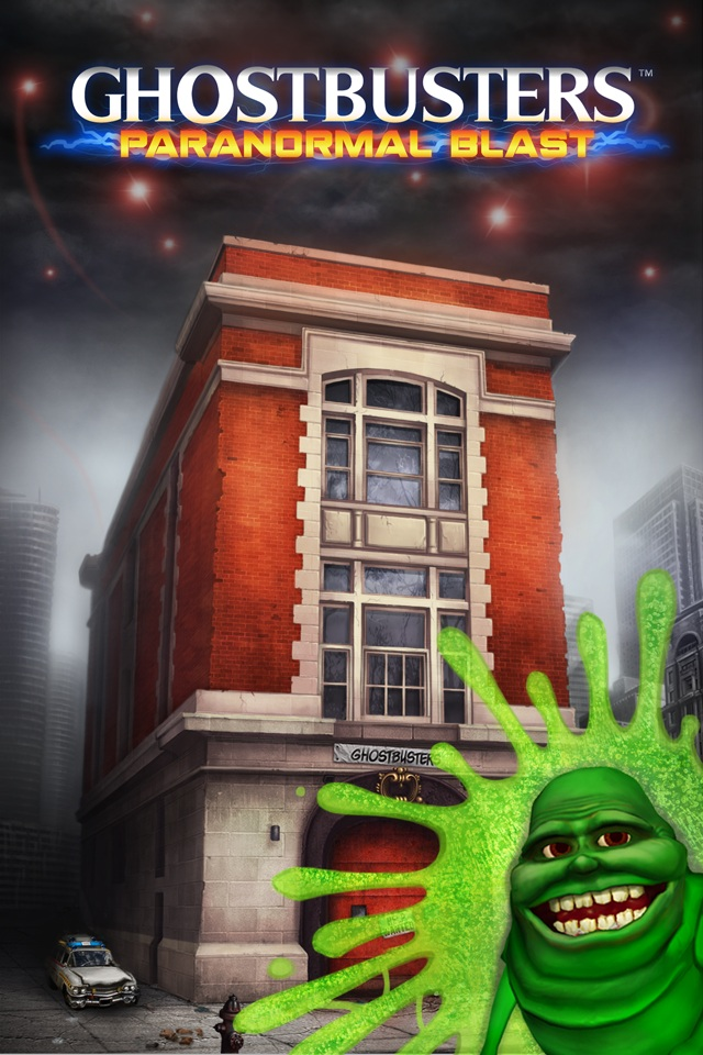 [UPDATE] Save your real-world town from ghouls and goblins in Ghostbusters Paranormal Blast for iOS