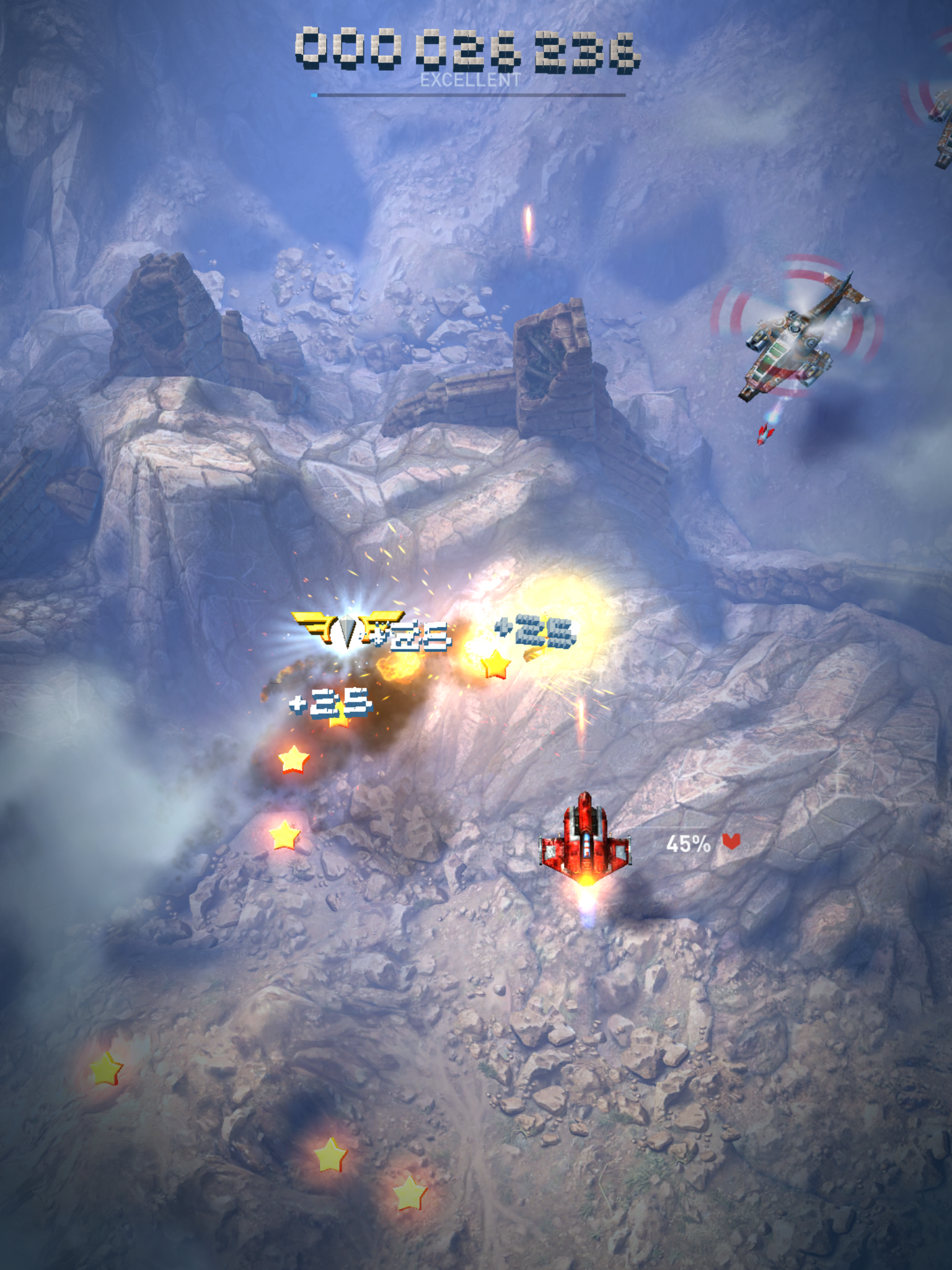 premium selection 5ae3d fab72 Sky Force Reloaded - A truly middle-of-the-runway shooter