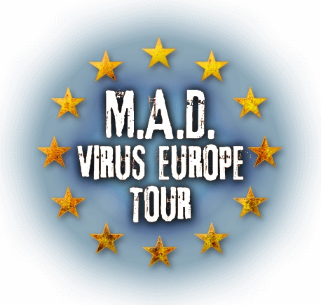 Prevent a deadly virus from spreading in Dead Trigger's M.A.D. Virus Europe Tour update