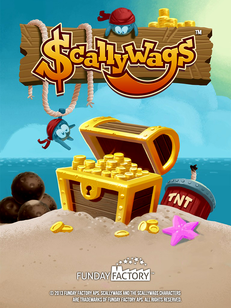 Out at midnight: Shoot cannonballs for swag in F2P iOS shooter Scallywags