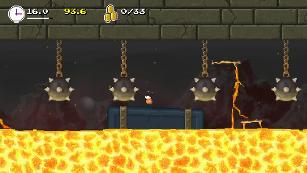 Fearsome platformer Mos Speedrun 2 is just 99p / 99c on the App Store