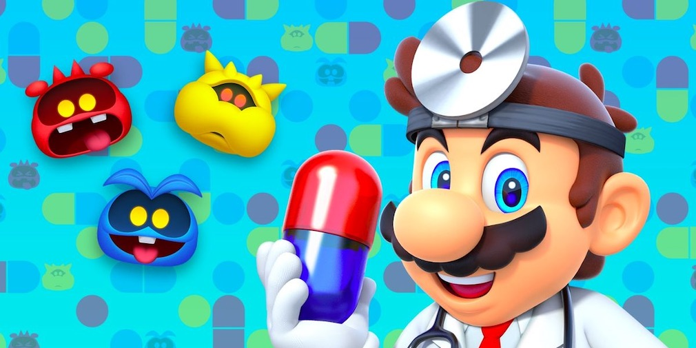 Dr. Mario World is out right now for iOS