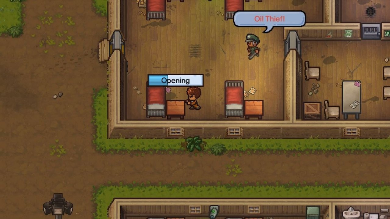 The Escapists 2 releases digitally on Nintendo Switch January 11th