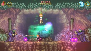 Battle Princess Madelyn's new trailer reveals a 2018 release date for Switch and Vita