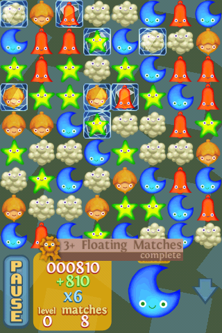 Smiles Zen and Smiles Drop now available for iPhone