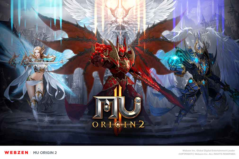 Everything you need to know to get started in MU Origin 2