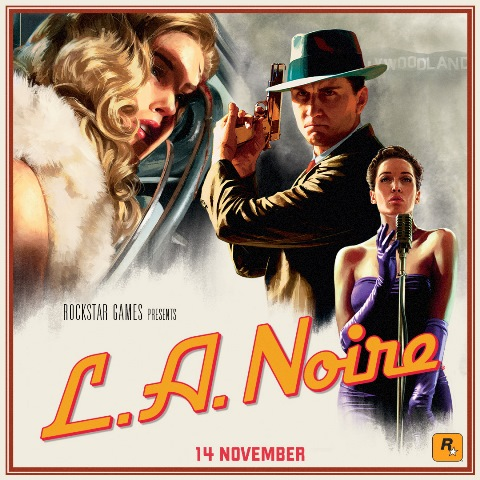 The gritty detective thriller L.A. Noire is coming to Switch on November 14th
