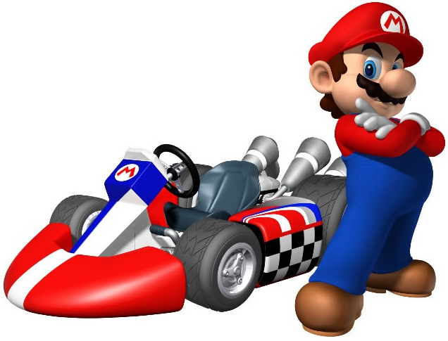 Mario Kart Tour? The series has been on the road for 17 years