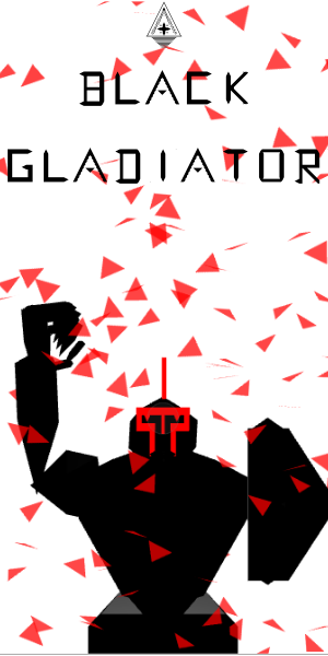 Battle hordes of enemies in Black Gladiator out now on iOS and Android
