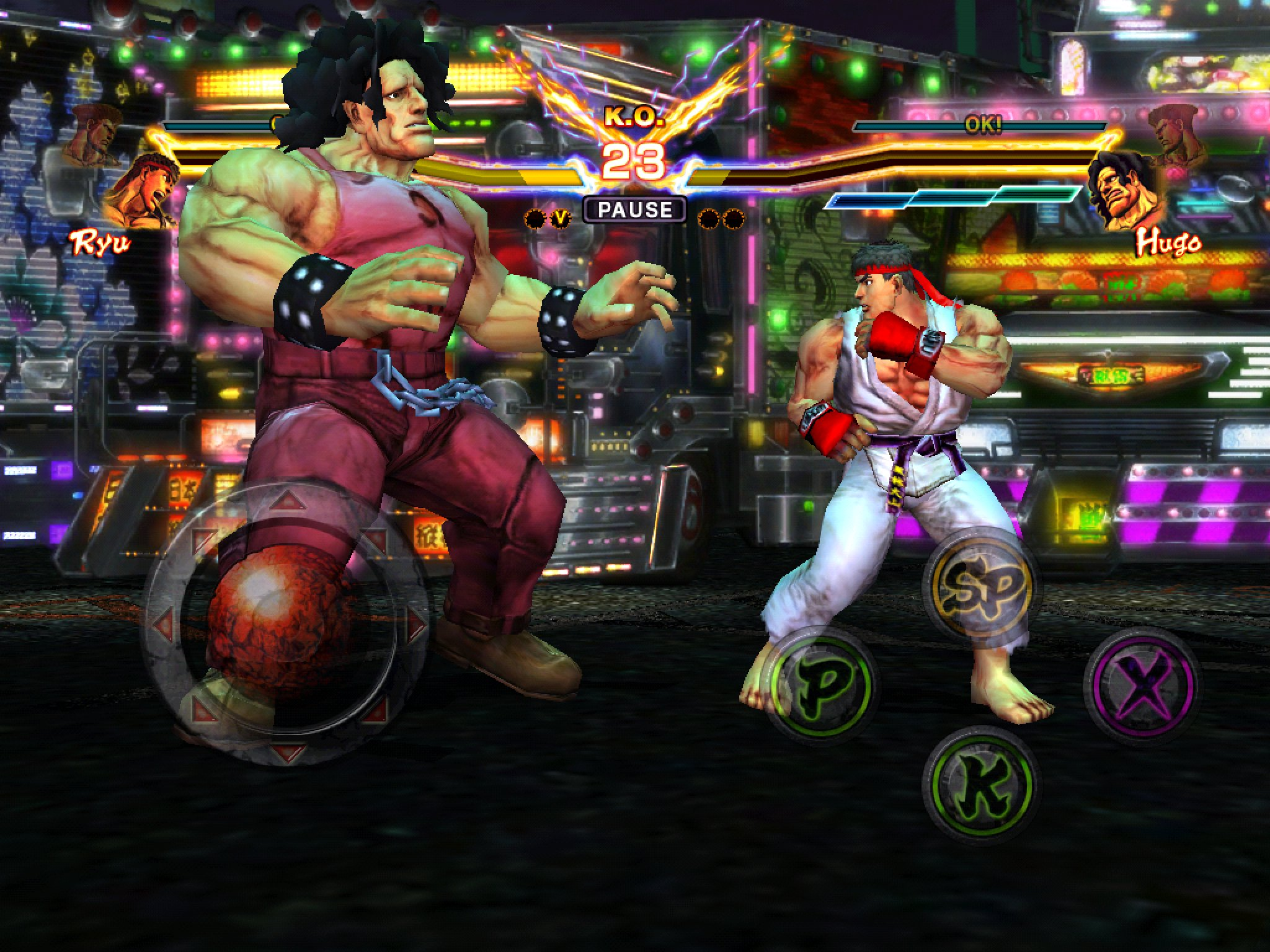 Capcom slashes the price of Marvel vs. Capcom 2 and Street Fighter X Tekken Mobile in honour of Father's Day