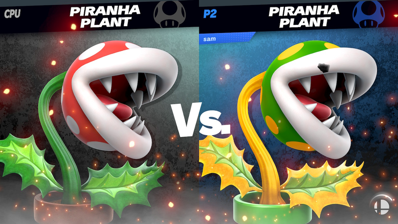 How to play as Piranha Plant in Super Smash Bros. Ultimate