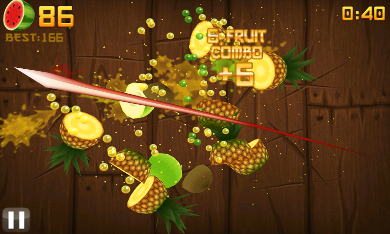 After Angry Birds, Fruit Ninja's the next mobile game to come to the big screen
