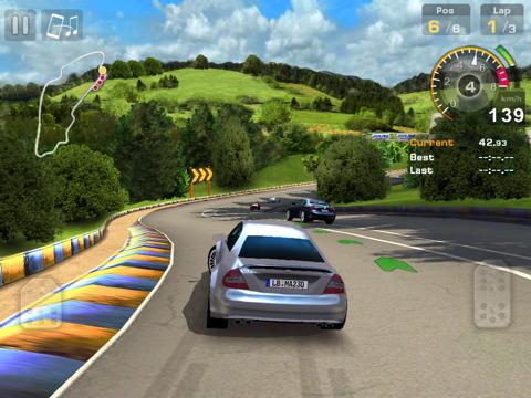 GT Racing: Motor Academy HD released for iPad