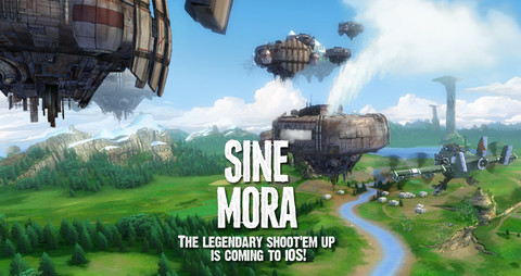 Grasshopper's Silver Award-winning bullet-hell shooter Sine Mora is now half price on the App Store