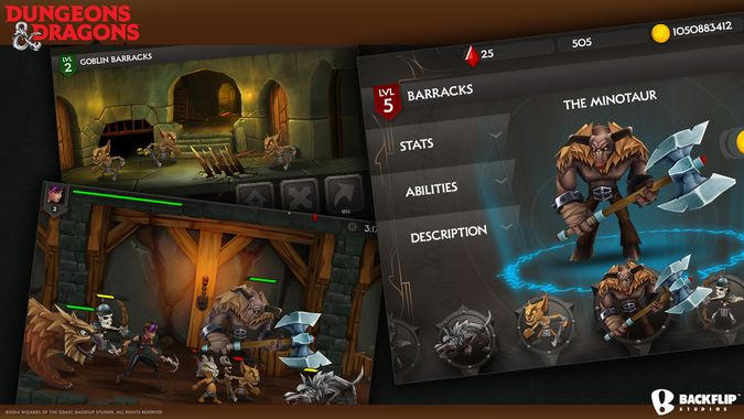 Backflip Studios announce new, currently untitled Dungeons & Dragons game