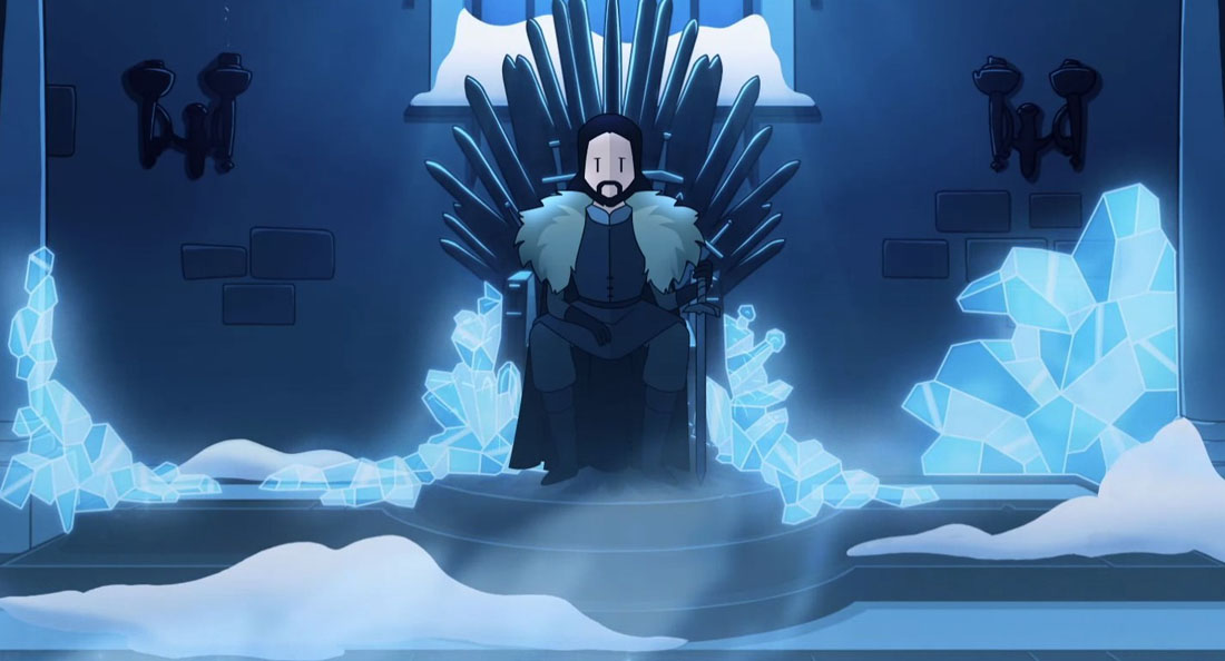 Test de Reigns: Game of Thrones
