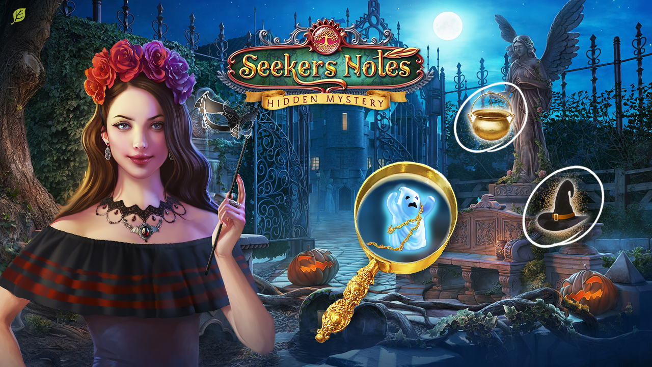 Uncover the truth in Seekers Notes: Hidden Mystery new Halloween update