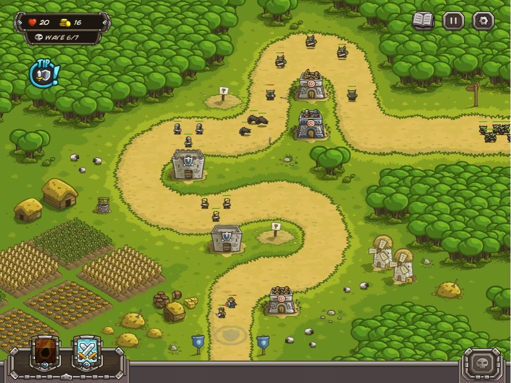 Kingdom Rush | Games | Pocket Gamer
