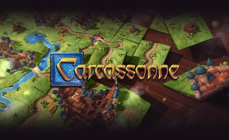 Carcassonne is now available for iOS once again, this time developed by Asmodee Digital