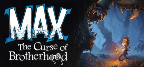 Save your brother one drawing at a time in Max: The Curse of Brotherhood, coming to Switch