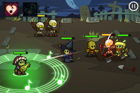 Mika Mobile re-releases Battleheart and Zombieville USA for free on Android, updates Zombieville USA 2