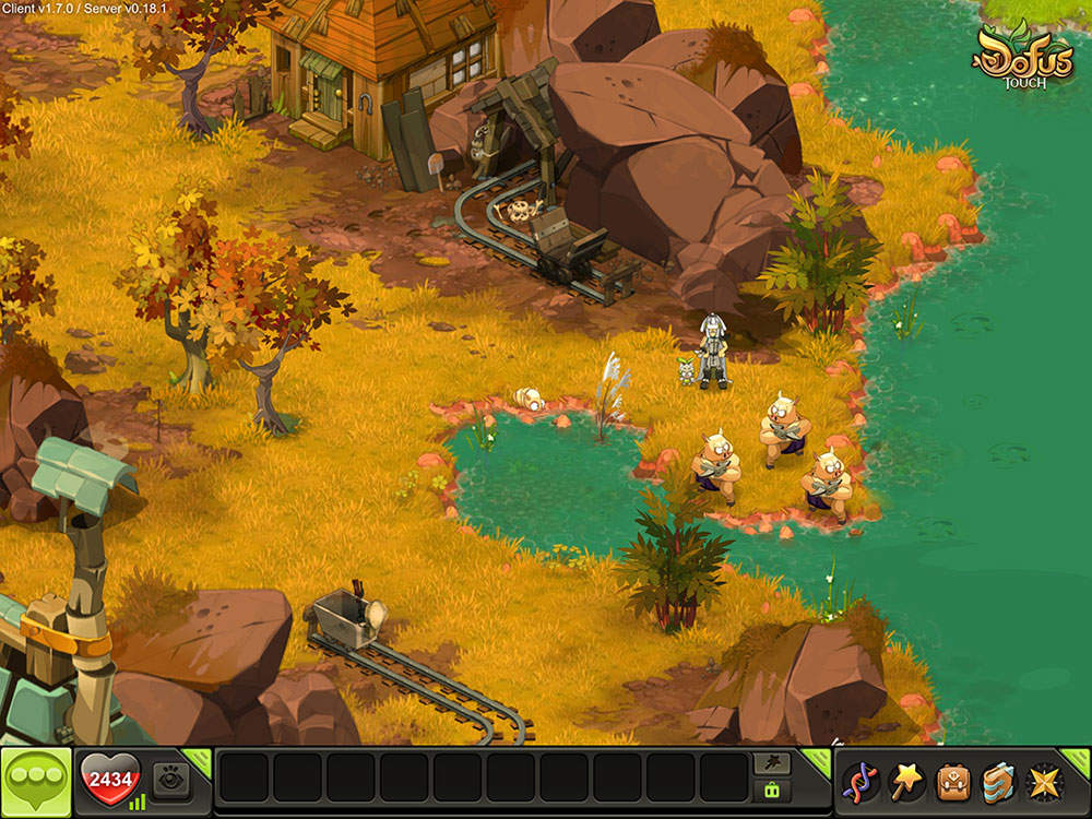 5 ways that Dofus Touch on iOS and Android will be different to Dofus on PC