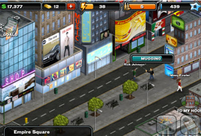 Sponsored Feature: Funzio on how Crime City for Android avoids many of the criminal genre clichés