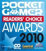 The Pocket Gamer Readers' Choice Awards 2010: The Winners