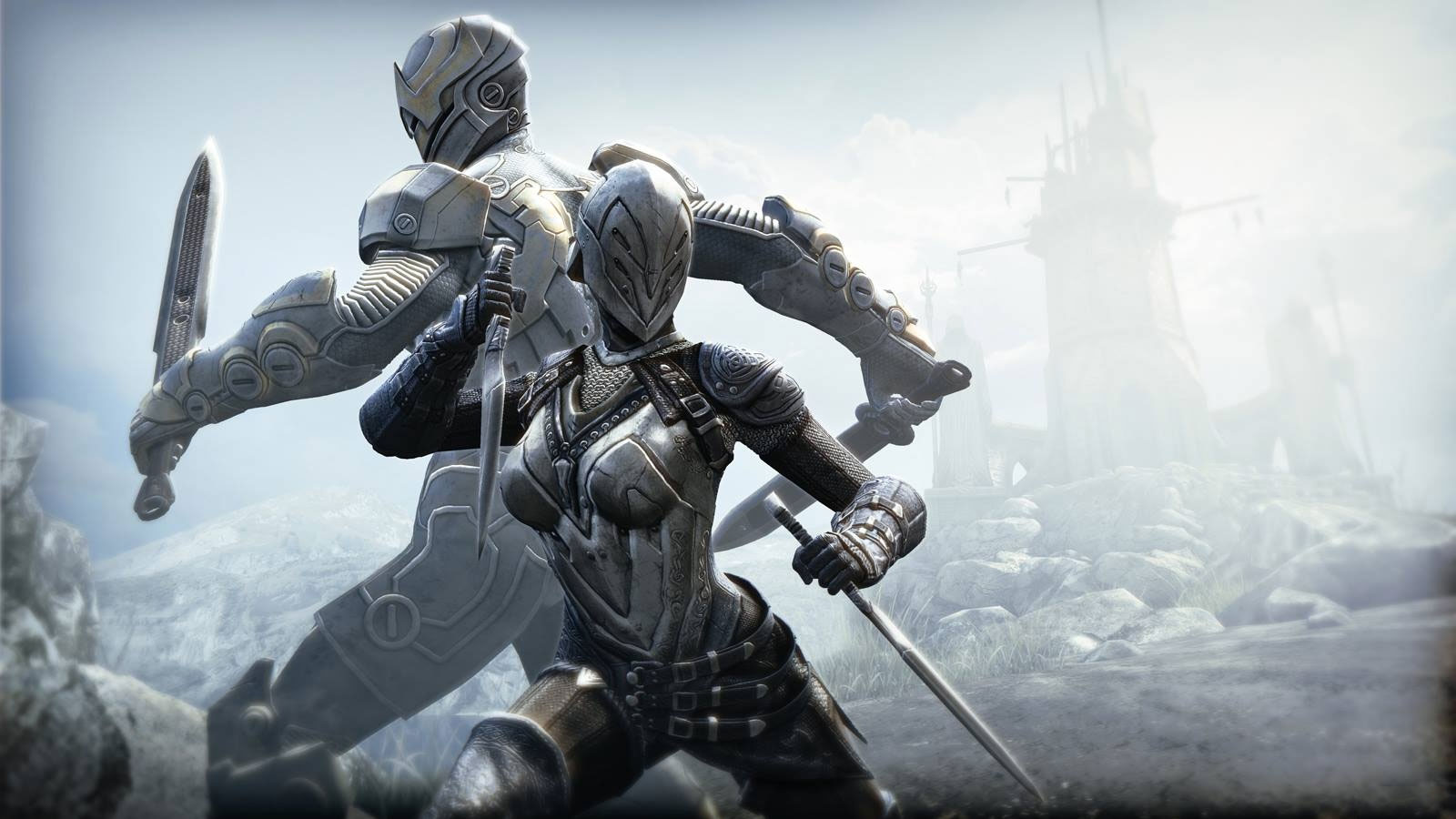Infinity Blade III: Kingdom Come update plunges the final sword in on September 4th