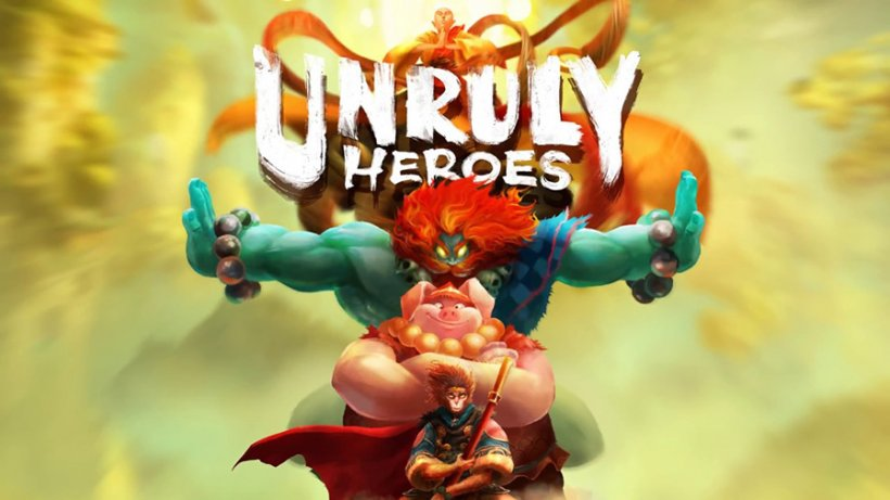 "Unruly Heroes review - ""Rayman with Chinese mythology"""