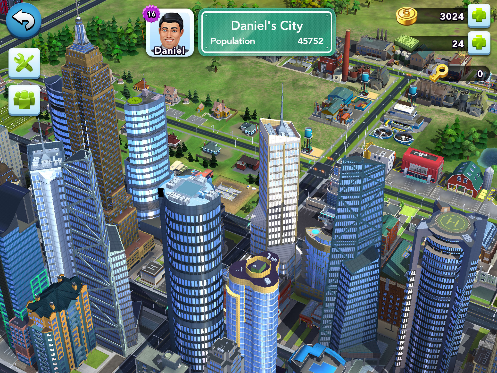 SimCity Buildit | Games | Pocket Gamer