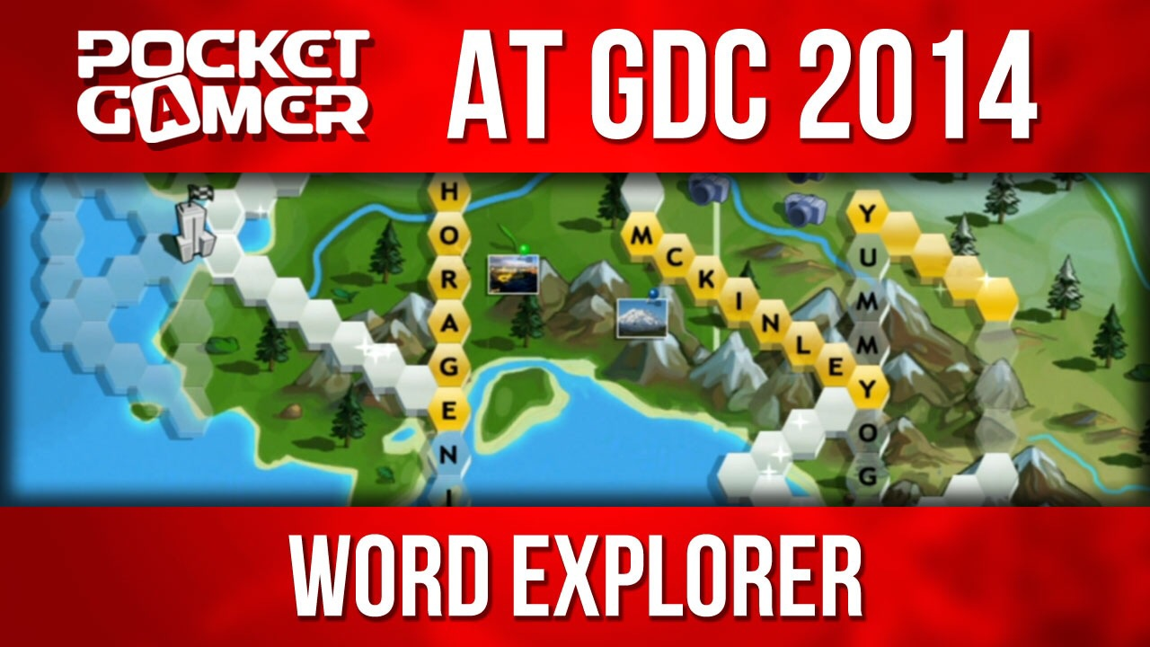 GDC 2014: Sensible Software veteran Jon Hare talks free-to-play Word Explorer