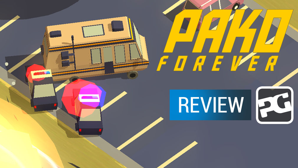"Pako Forever video review - ""100 percent pure police chases, no waiting"""