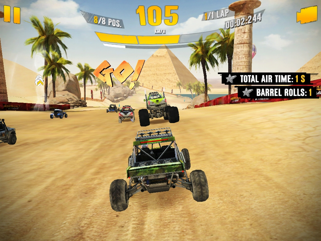 Asphalt Xtreme review - Can Gameloft take its racing series to the extreme?