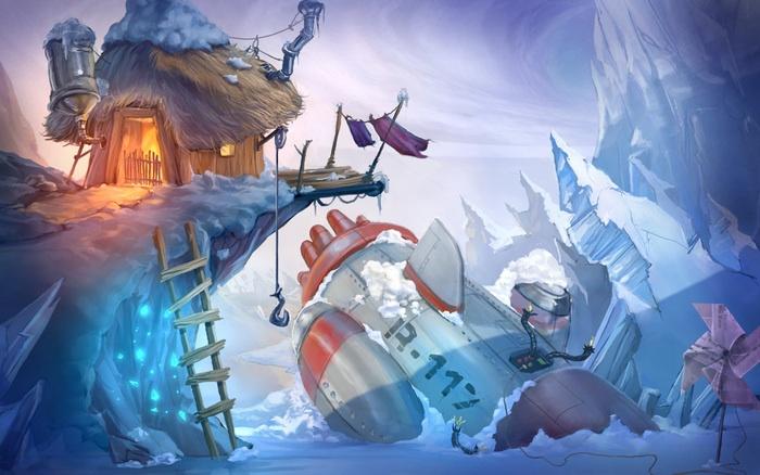 Kickstart this: Cateia Games needs $150,000 for its Kaptain Brawe sequel