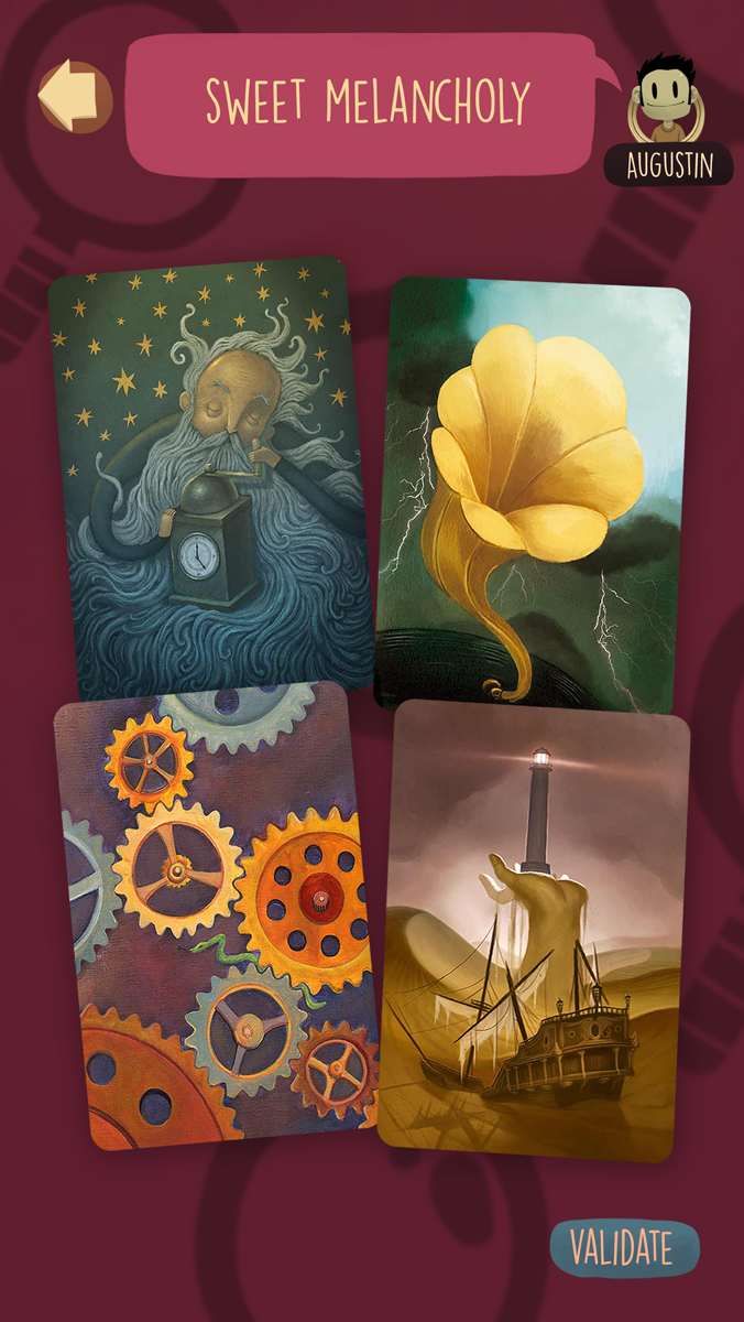 Will the mobile version of Dixit, Dixit World, be able to capture the social fun of the board game original?