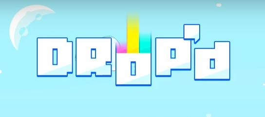 [Update] DROP'd is a platform-falling arcade game, out now on iOS