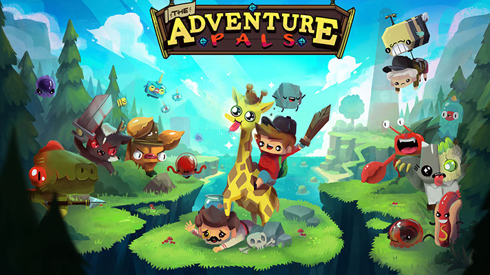 The Adventure Pals is an Adventure Time-like platform adventure and it's headed to Switch