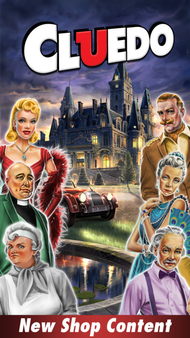 The classic deduction board game Cluedo is on sale for iPhone and iPad
