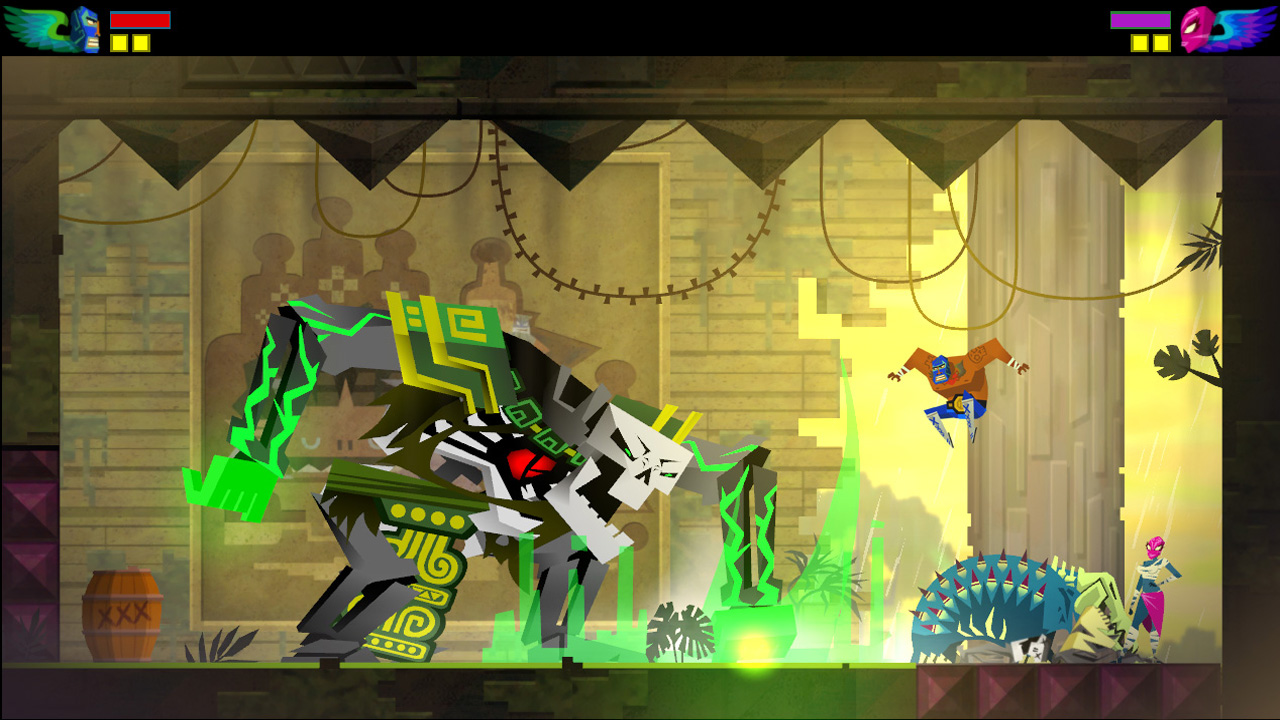Guacamelee! dev talks alternative dimensions and Mexican authenticity