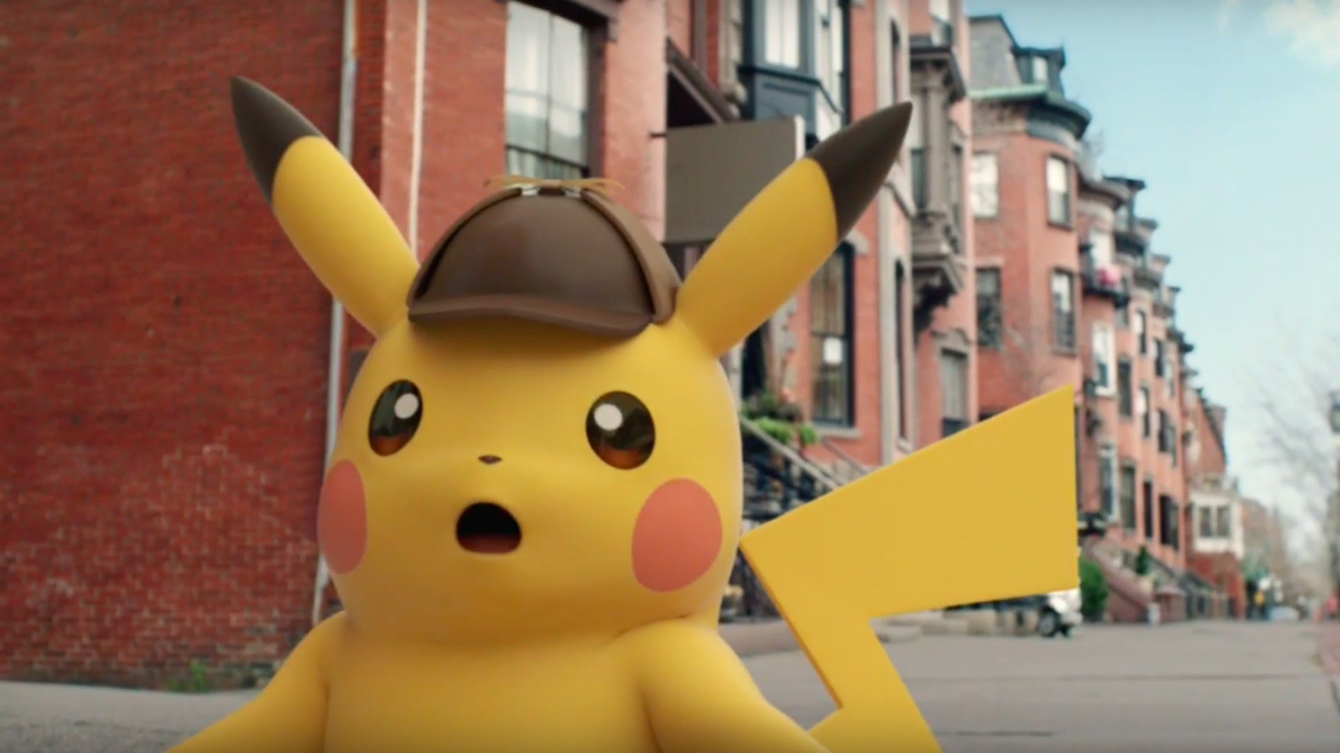 Detective Pikachu has the single greatest game mechanic ever designed