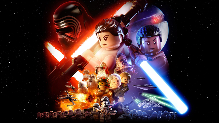 Four fantastic reasons to play LEGO Star Wars: The Force Awakens on NVIDIA SHIELD