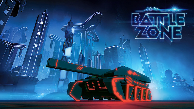 Develop2016 - Battlezone is a twitchy Doom-like arena battler for PlayStation VR