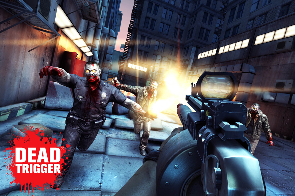 Dead Trigger to get fresh (undead) meat in new update