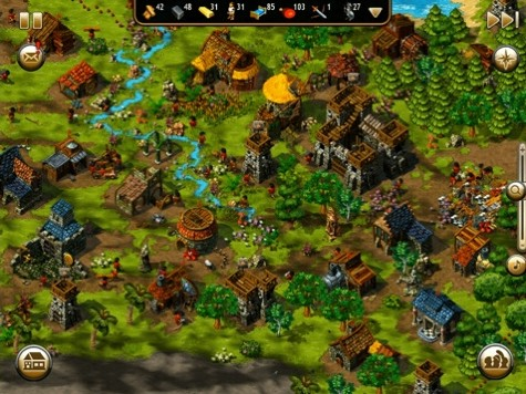 Settlers HD for iPad out midnight on the UK App Store