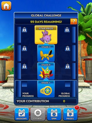 Sonic Dash players will unlock Blaze the Cat by posting the best scores possible