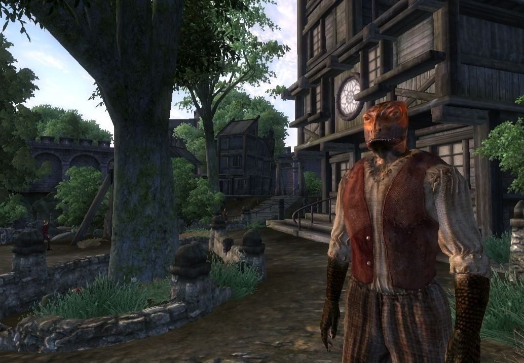 [Update] Footage from canned PSP title The Elder Scrolls Travels: Oblivion emerges