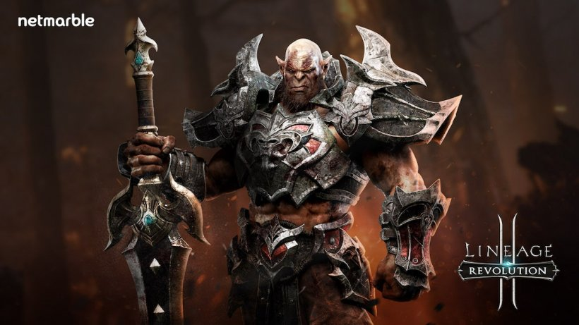 It's all about the Orcs in Lineage II's huge new update